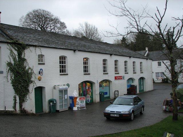 Spar, Gatehouse of Fleet