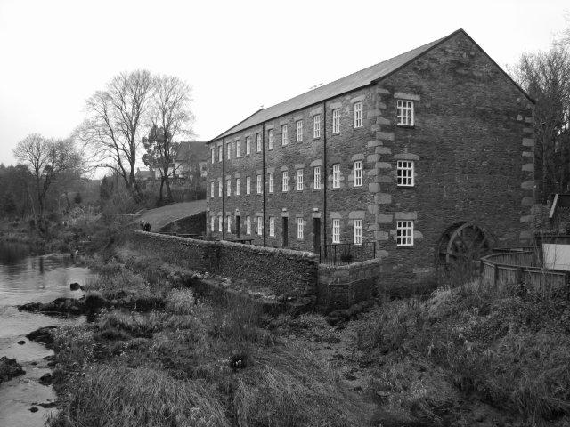 Mill, Gatehouse of Fleet