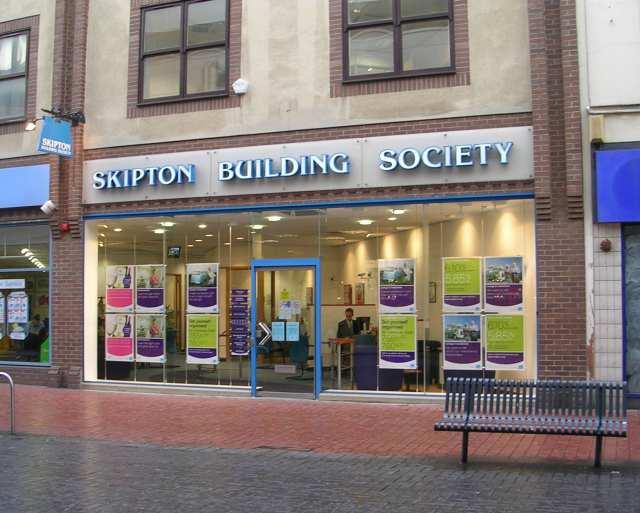 Skipton Building Society - 11 Bond Street