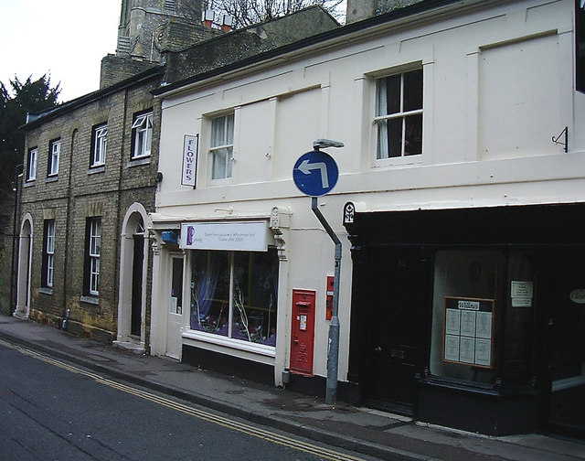 Andover - The Old Post Office
