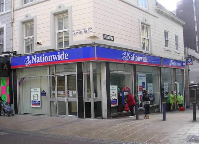 Nationwide Building Society - 29 Commercial Street