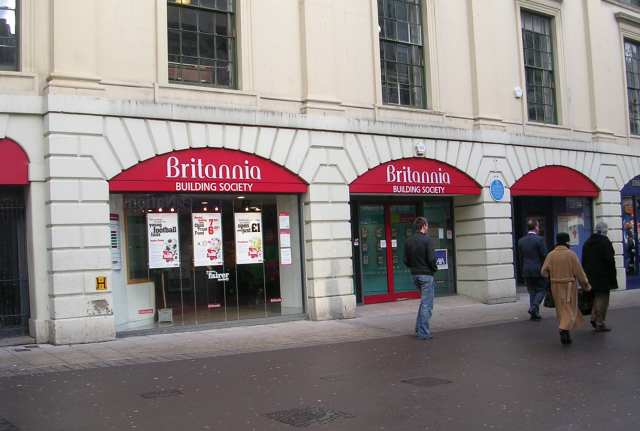 Britannia Building Society - 19/20 Commercial Street
