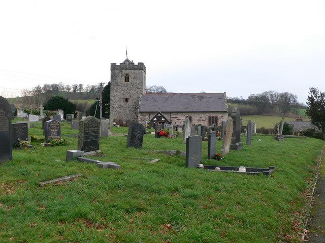 Llanfwrog Church, Ruthin