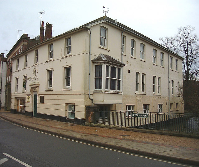 Andover - Old Library and Council Offices