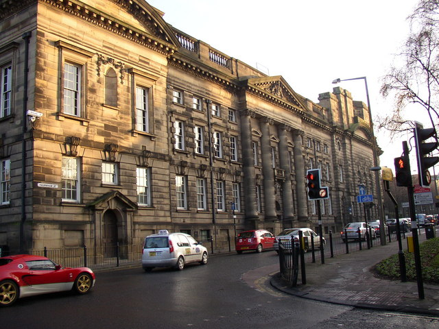 The Town Hall, Thurnham Street, Lancaster
