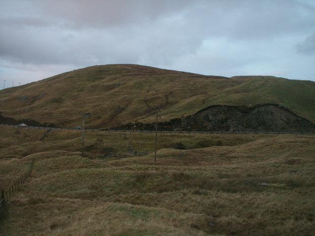 Tagon hill, Voe.