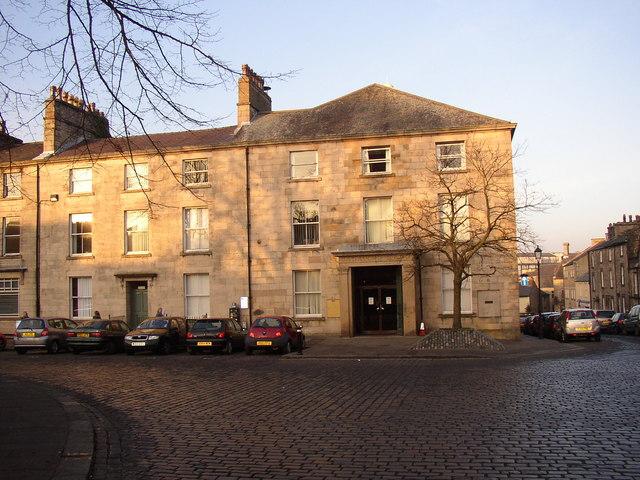 Palatine Hall, Dalton Square, Lancaster