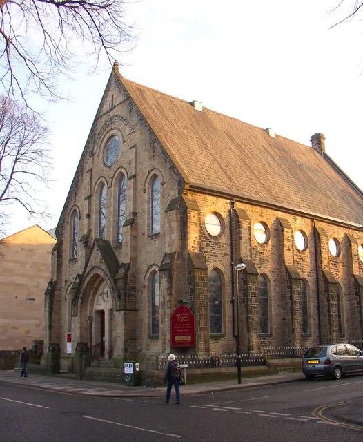 Baptist Chapel, Nelson Street, Lancaster