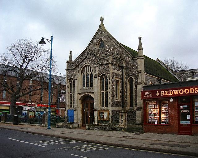 Andover - Methodist Church