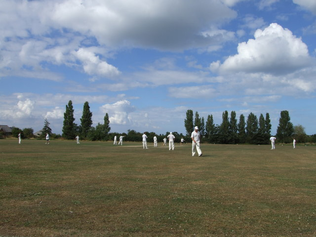 Shurland Meadow, home of Eastchurch CC