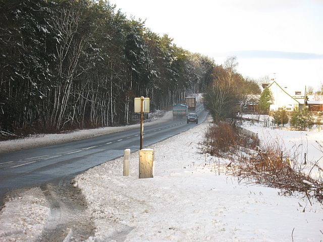 A68, Hillhead