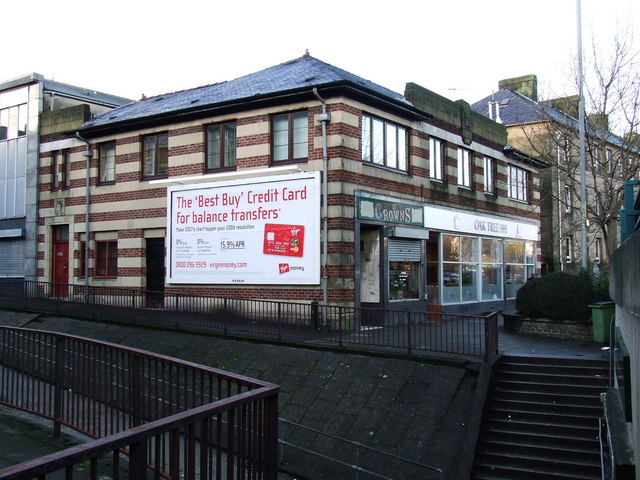 Former Co-op building