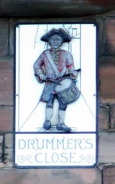 Drummer's Close