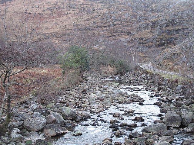 Lochhourn River