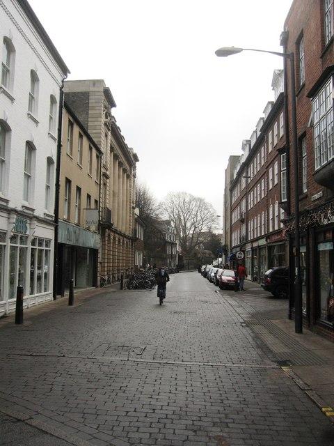 Hobson Street