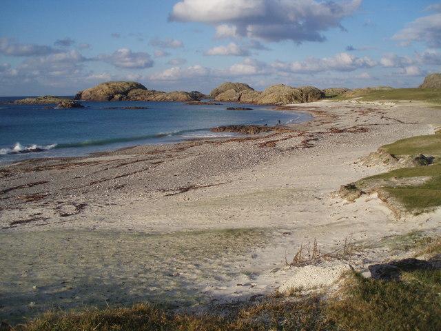 Sea, Sand and Machair, Iona