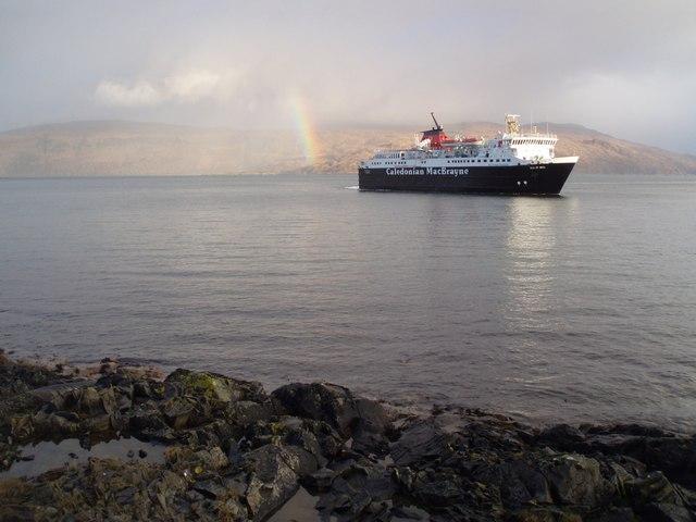 Isle of Mull, Isle of Mull