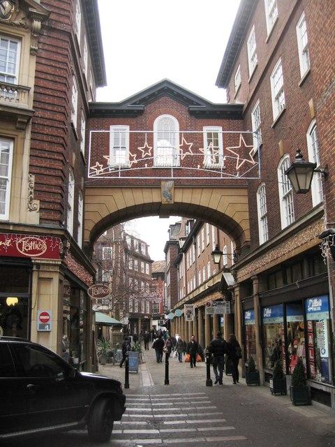 Sussex Street Arch