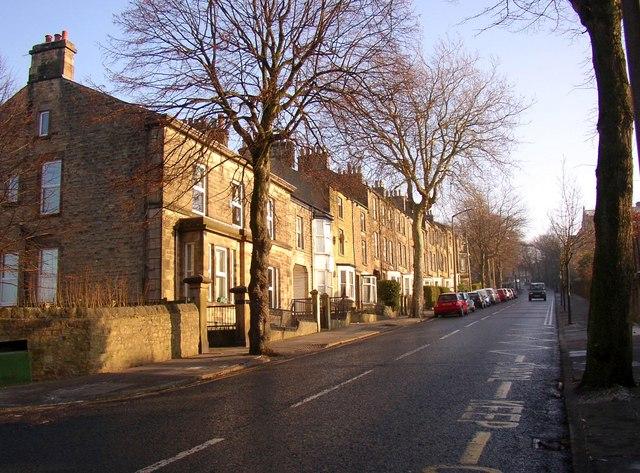 East Road, Lancaster