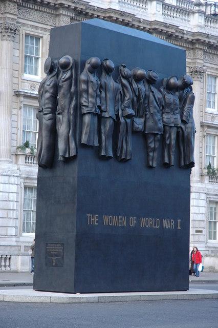 The Women of World War II Memorial