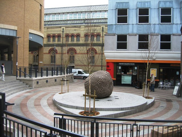 New Look Fisher Square