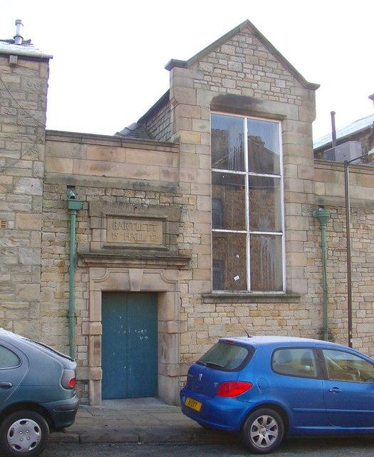 Bartlett Hall, Williamson Road, Lancaster