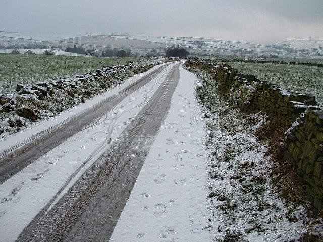 Tunshill Lane : 2004