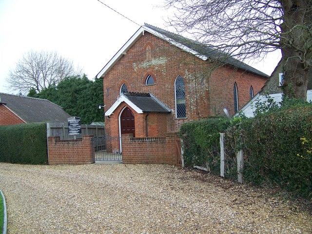 Cadnam Methodist Church