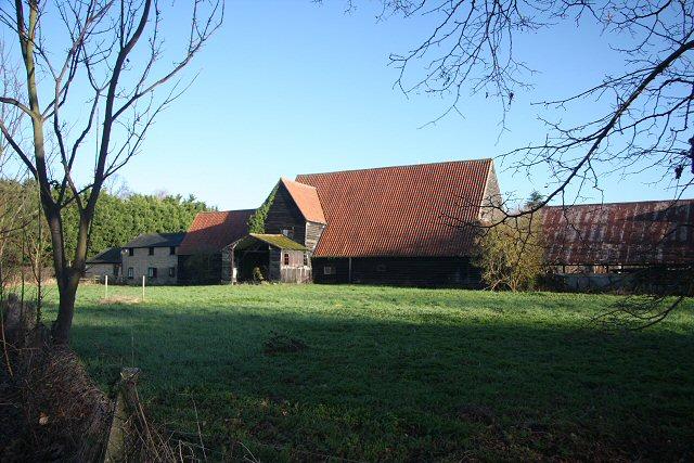 Anstey Hall Farm, Trumpington