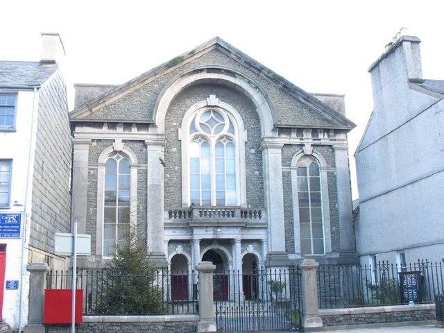 Salem Independent (Congregational) Chapel, High Street