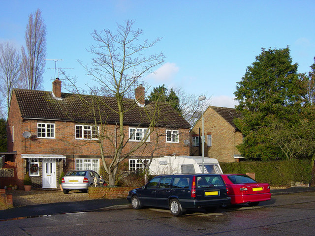 Houses in Rivermead Road