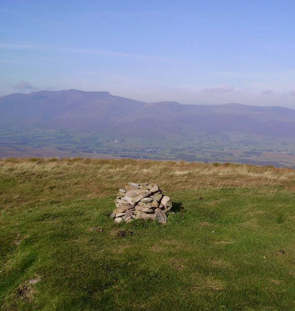 Summit Cairn, Great Mell Fell