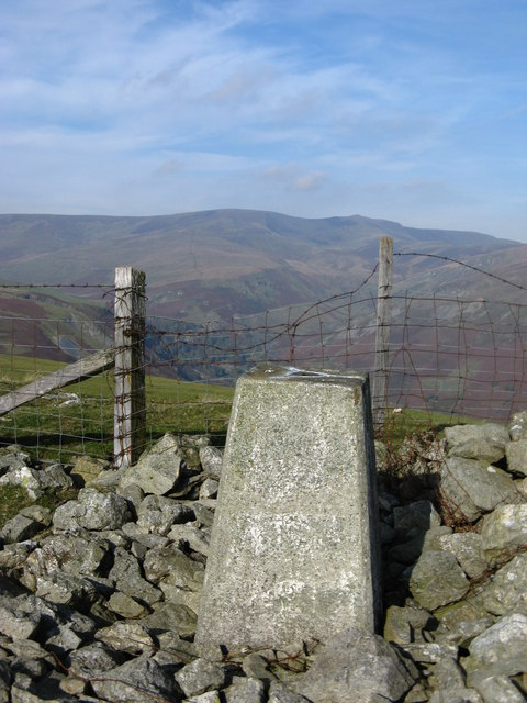 Glan Hafon trig point