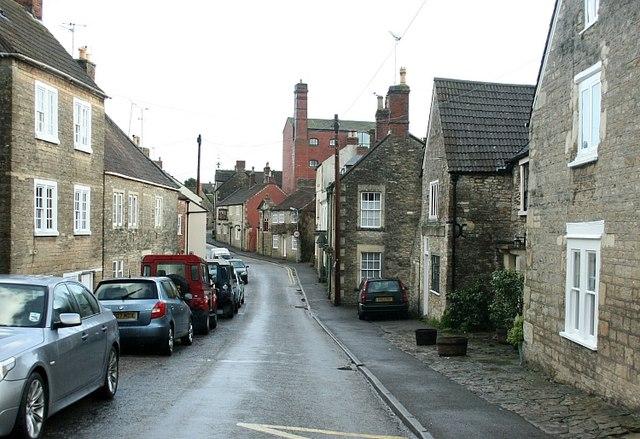 2008 : High Street, Rode (2)