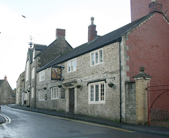 2008 : The Cross Keys, Rode