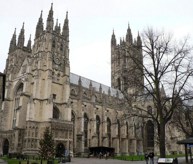 Canterbury: cathedral and Metropolitical Church of Christ