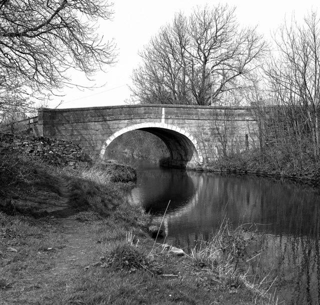 Newton Changeline Bridge 165, Leeds and Liverpool Canal