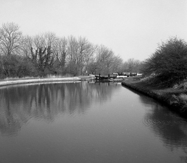 Lock No 38, Leeds and Liverpool Canal