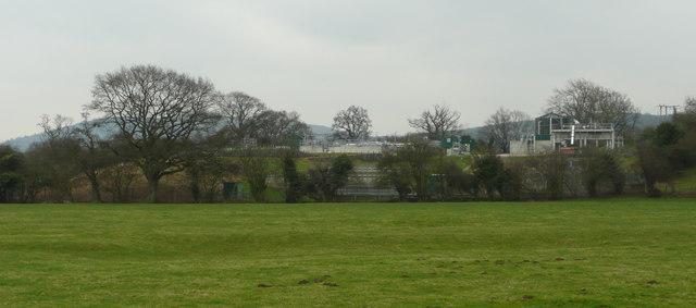 Minsterley sewage works