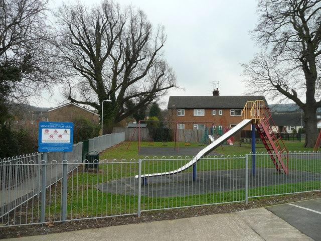 Minsterley Play Area