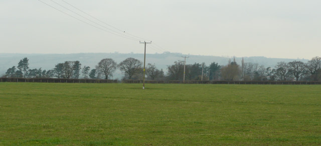 Pasture land near Reabrook