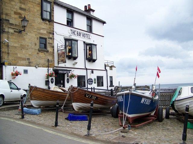 The Bay Hotel, Robin Hood's Bay