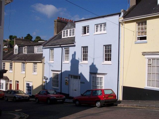Farnborough House, Warren Hill