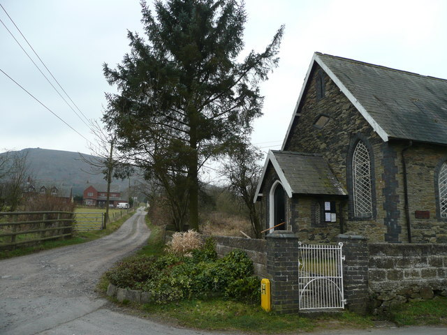 Chapel at White Grit