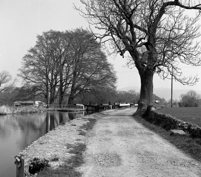 Scarland Lock No 34, Leeds and Liverpool Canal