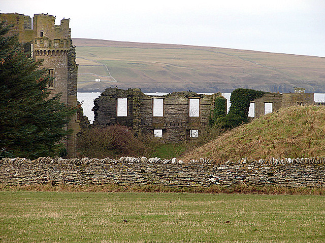 Ruins of Thurso Castle