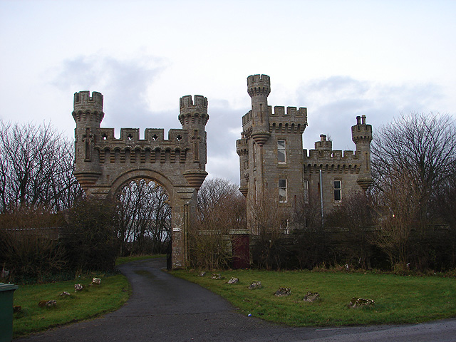 Thurso Castle Lodge
