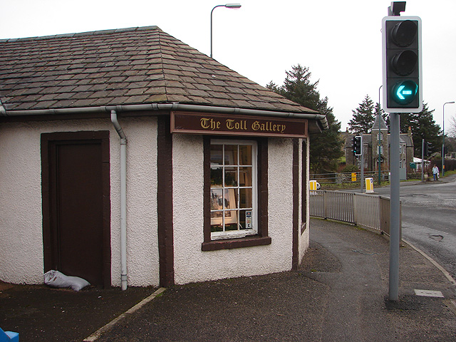 Toll house at Thurso