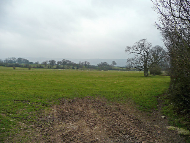 View towards New House Farm