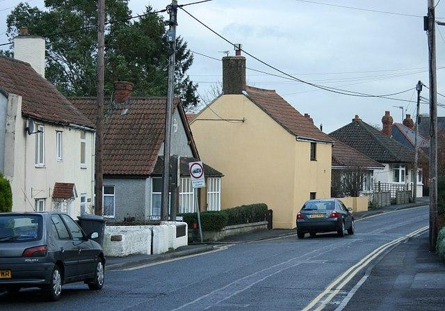 2008 : Leigh Road, Westbury